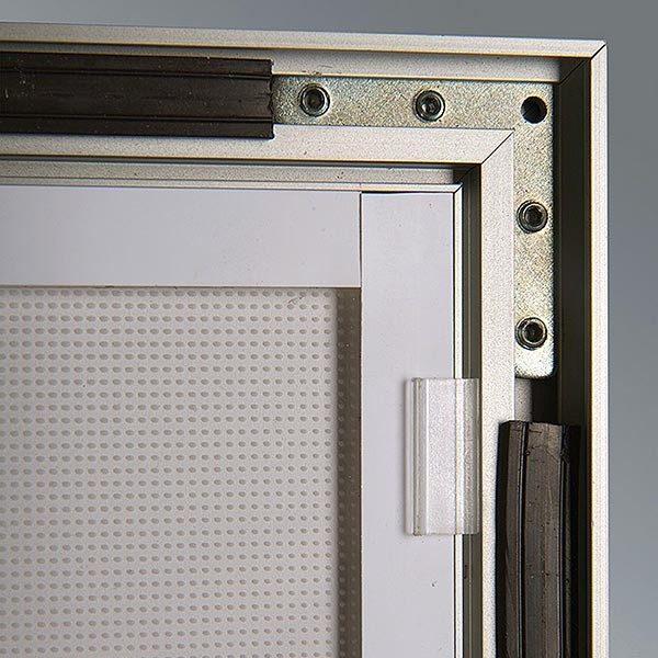 LED Magnetrahmen Premium einseitig DIN A0 Postermaß einseitig 9