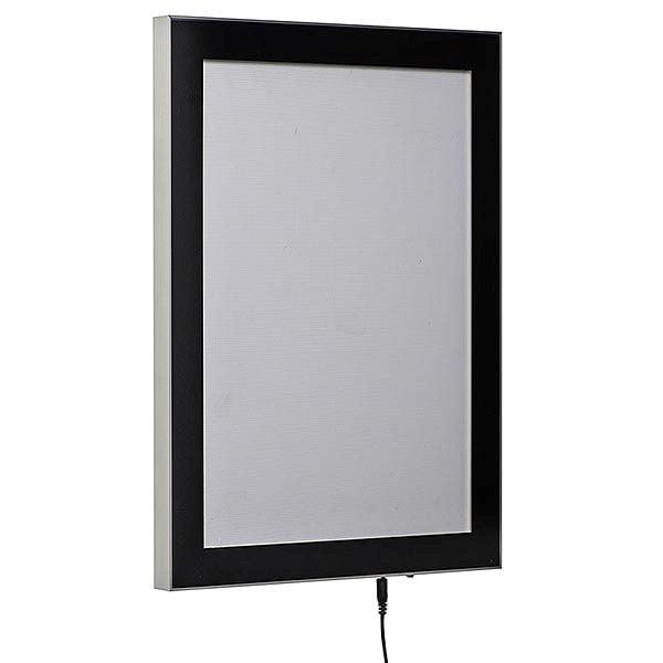 LED Magnetrahmen Premium einseitig DIN A4 Postermaß einseitig 7