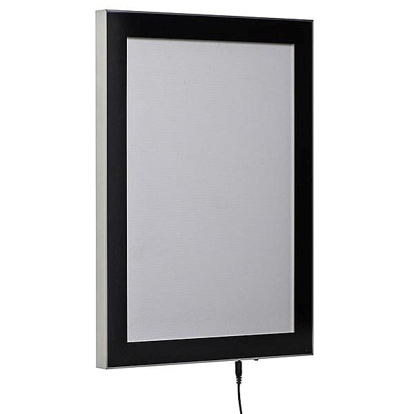 LED Magnetrahmen Premium einseitig DIN B2 Postermaß einseitig 7