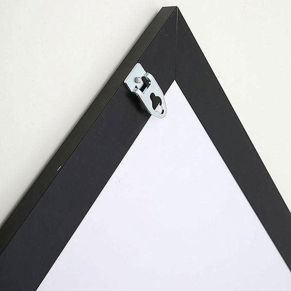 LED Magnetrahmen Standard doppelseitig DIN A1 Postermaß doppelseitig 6