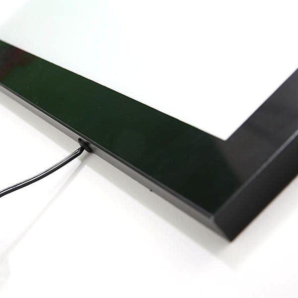 LED Magnetrahmen Standard einseitig DIN A3 Postermaß einseitig 4