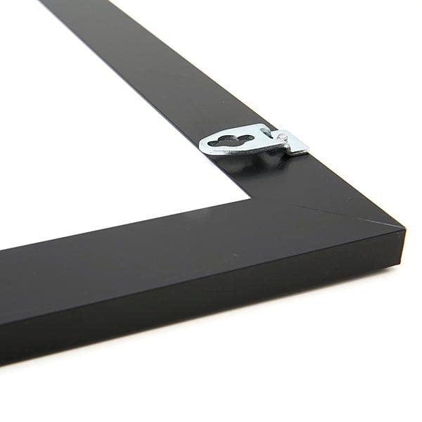 LED Magnetrahmen Standard einseitig DIN A4 Postermaß einseitig 6