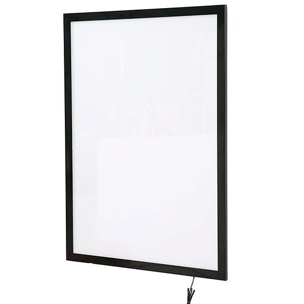 LED Magnetrahmen Standard einseitig DIN B2 Postermaß einseitig 1