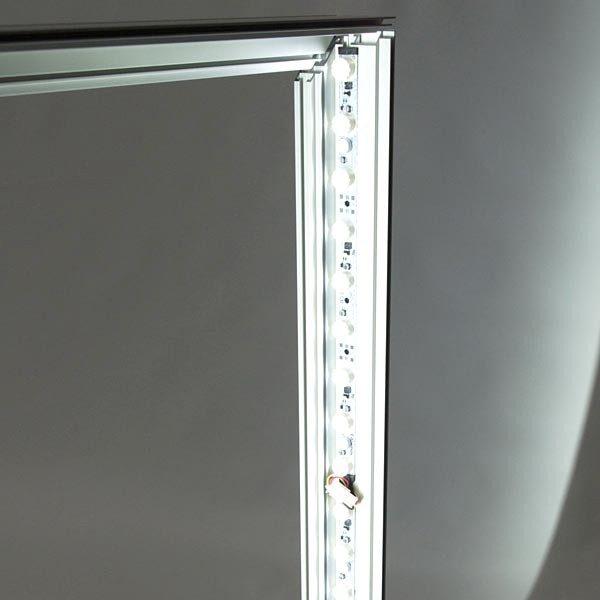 MaxiFrame LED 100 einseitig XXL Format 2500 x 4000 mm 3