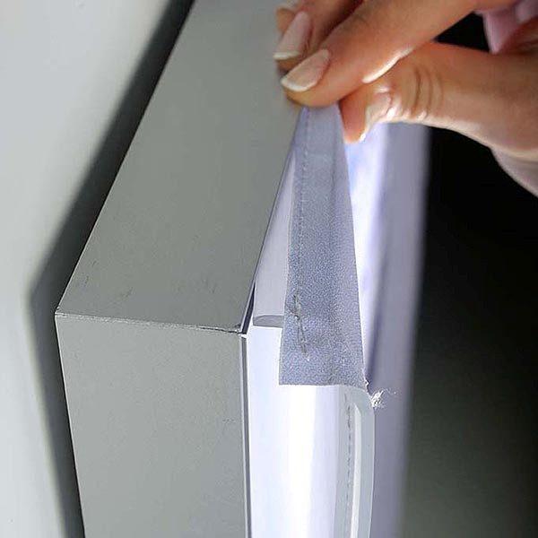 MaxiFrame LED 20 einseitig DIN A0 Postermaß 12