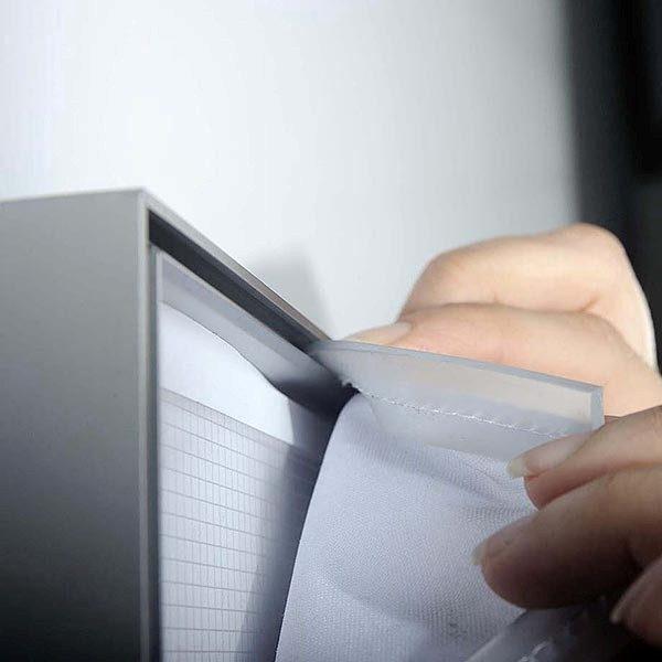 MaxiFrame LED 20 einseitig DIN A2 Postermaß 10