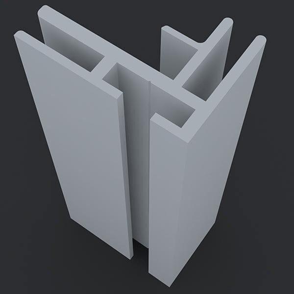 MaxiFrame LED 20 einseitig DIN A2 Postermaß 2