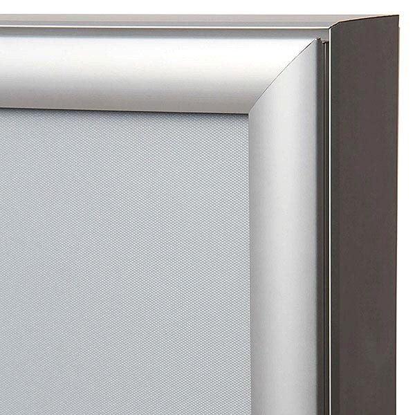 Plakaständer Stele XL doppelseitig 2 x DIN A1 Postermaß 1