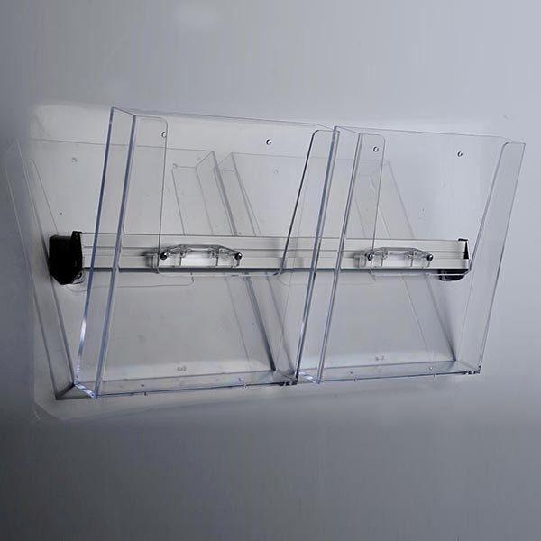 Prospekthalter-für-Wandmontage-2-x-DIN-A5-Format-1