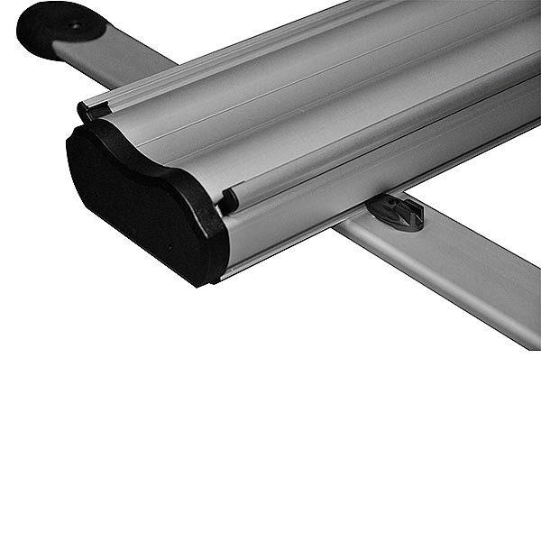 Roll Up Banner Deluxe Ein und doppelseitig nutzbar 1000x2000mm Druckbereich 2