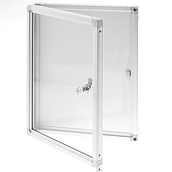 Schaukasten Magnetoplan Indoor 1x DIN A4 1