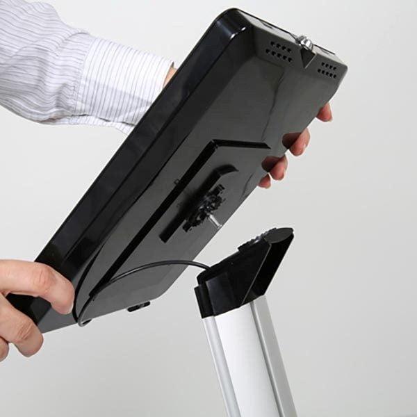"""Tablet Infoständer Universal für iPad 1 2 3 4 Air Samsung Galaxy und 9.7"""" 10.1"""" Tablets 2"""
