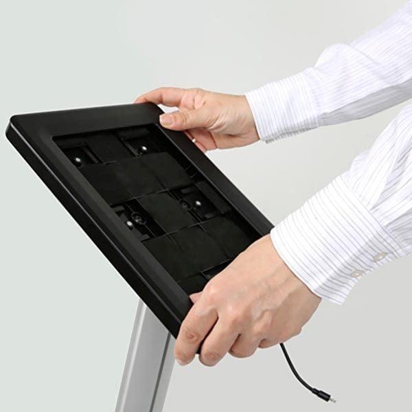 """Tablet Infoständer Universal für iPad 1 2 3 4 Air Samsung Galaxy und 9.7"""" 10.1"""" Tablets 3"""