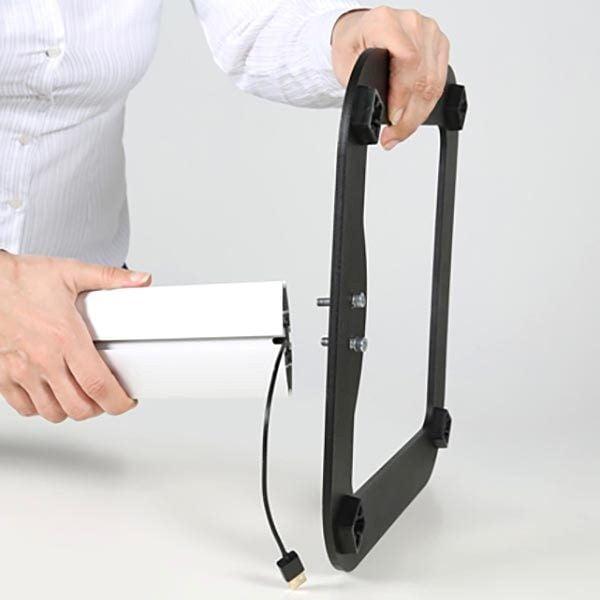 """Tablet Infoständer Universal für iPad 1 2 3 4 Air Samsung Galaxy und 9.7"""" 10.1"""" Tablets 7"""