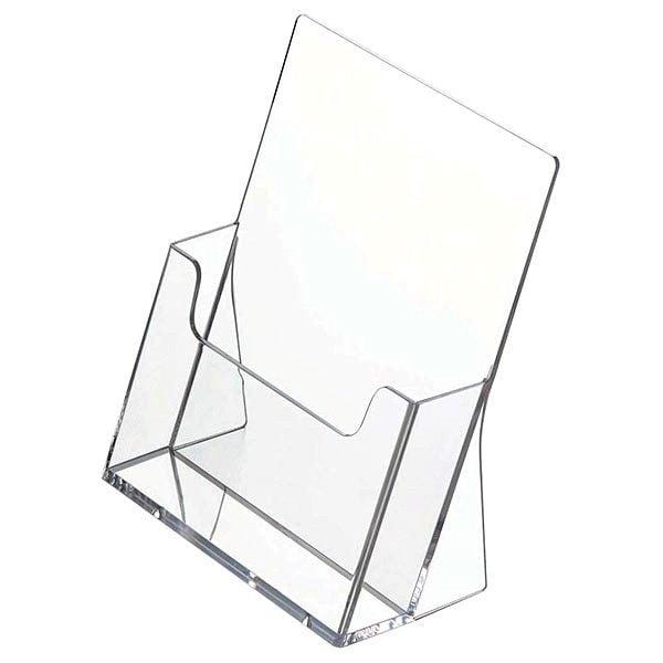 Tischprospekthalter DIN A4 Hochformat VPE 20 Stück 1