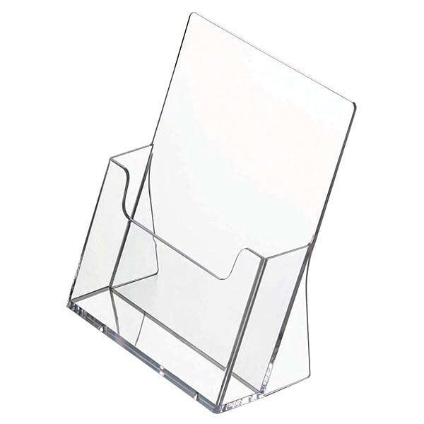 Tischprospekthalter DIN A5 Hochformat VPE 40 Stück 1