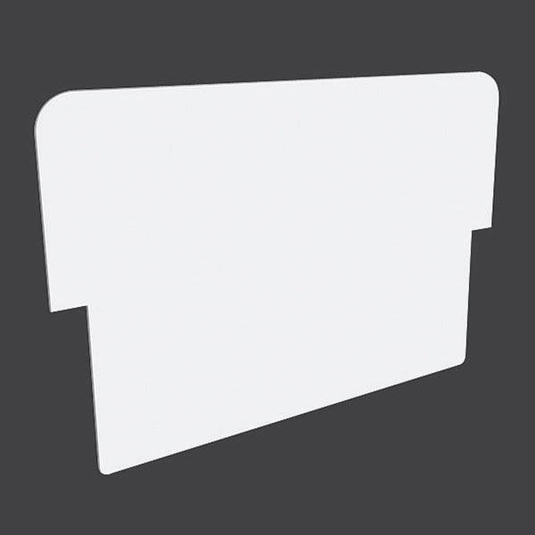Topschild für Kundenstopper A Board Classic DIN A1 Postermaß 1
