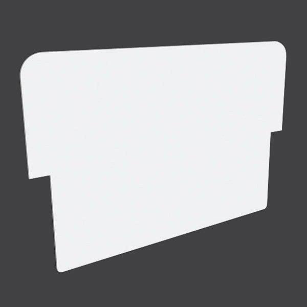 Topschild für Kundenstopper A Board Classic DIN B1 Postermaß 1