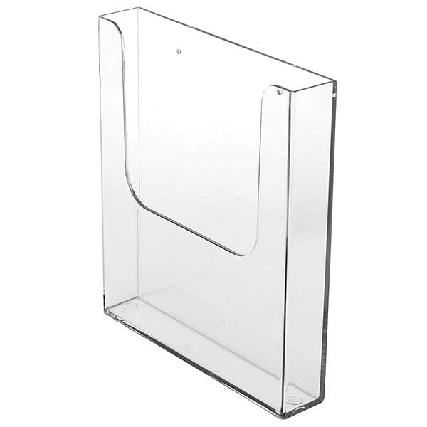 Wandprospekthalter DIN A4 Hochformat VPE 30 Stück 1