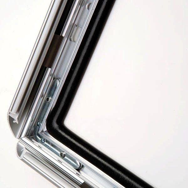 Wasserfester Klapprahmen 25mm DIN A2 Postermaß 2