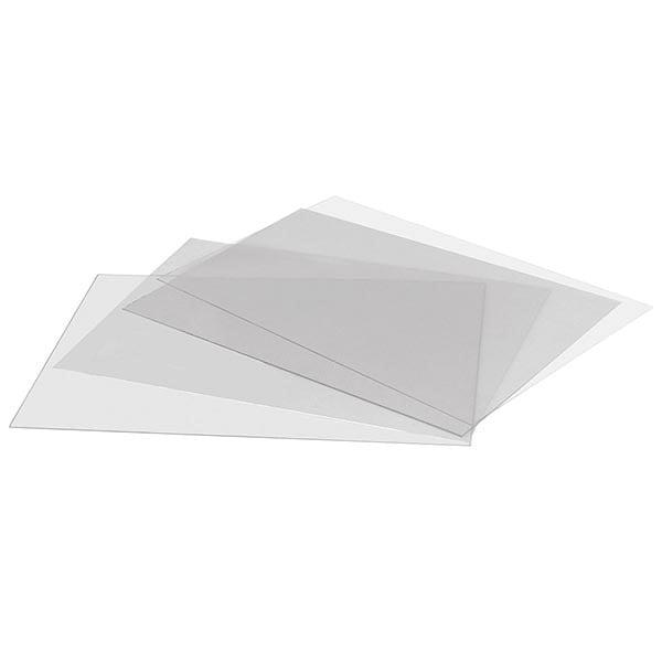 antireflex schutzfolie für wasserfeste klapprahmen 25mm din a1 postermaß