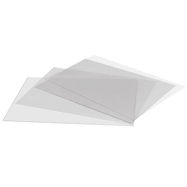 Antireflex Schutzfolie für wasserfeste Klapprahmen 25mm DIN B2 Postermaß