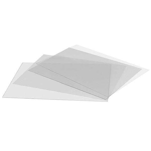 Antireflex Schutzfolie für wasserfeste Klapprahmen 35mm DIN A2 Postermaß