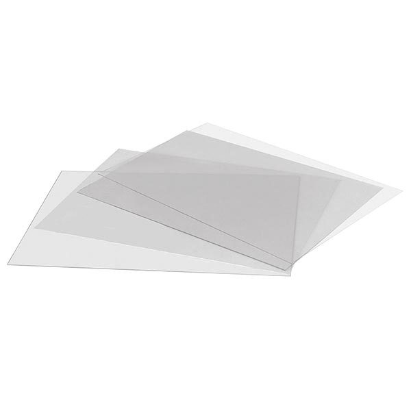 antireflex schutzfolie für wasserfeste klapprahmen 35mm din a3 postermaß
