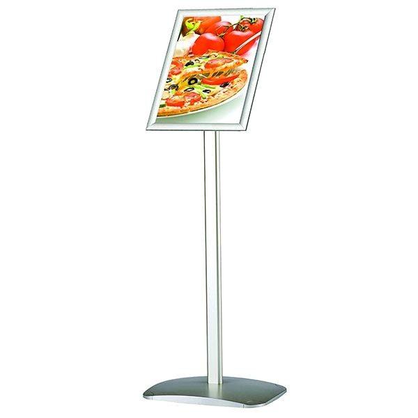 dekorativer infoständer din a3 postermaß