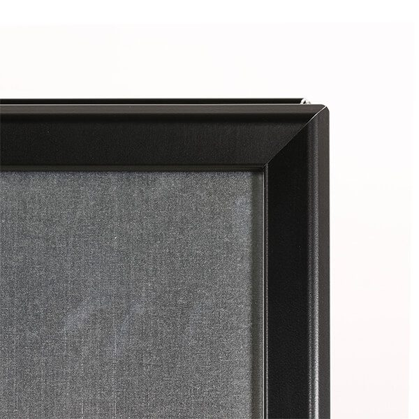 kundenstopper indoor 32mm schwarz din a1 postermaß 2