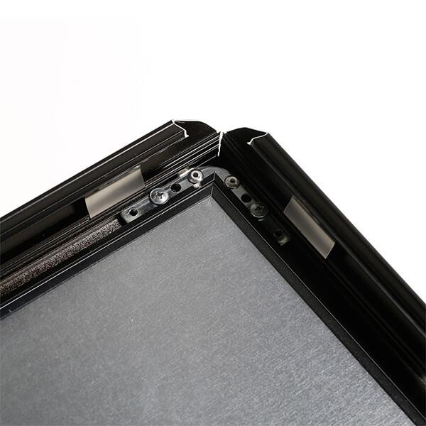 kundenstopper indoor 32mm schwarz din a1 postermaß 3