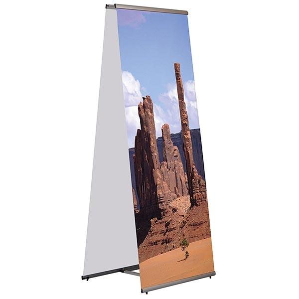 l banner doppelseitig 800x2000mm druckbereich