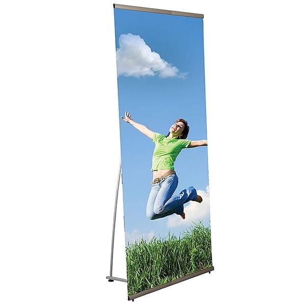 l banner standard 900x2000mm druckbereich