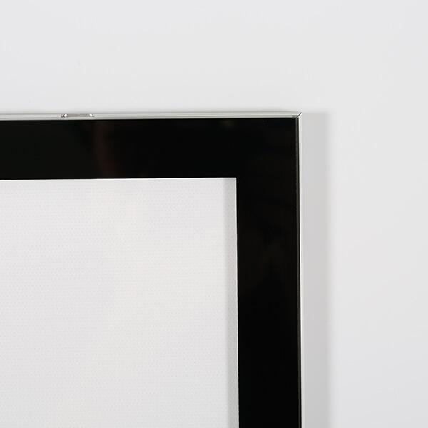 led magnetrahmen standard einseitig din a0 postermaß einseitig 2