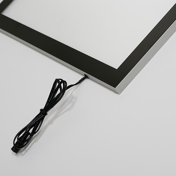 led magnetrahmen standard einseitig din a0 postermaß einseitig 3