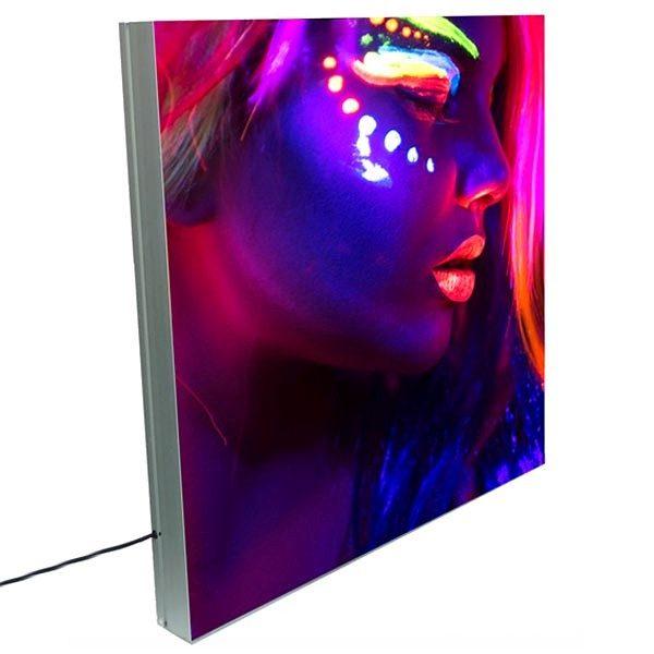 MaxiFrame LED 100 einseitig XXL-Format 2000 x 3000 mm