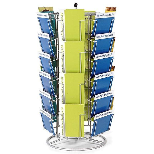 thekenkartenständer pks 230 silber