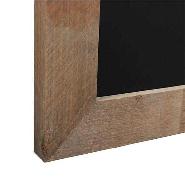 kreidetafel bauholz 50x70 cm 1