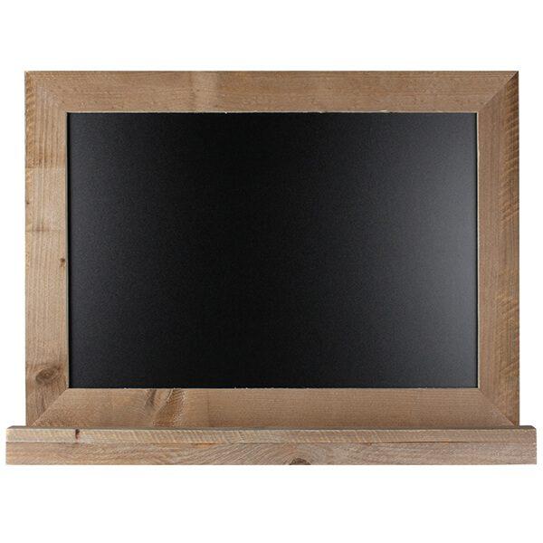 kreidetafel holz flair 50x70 cm 2