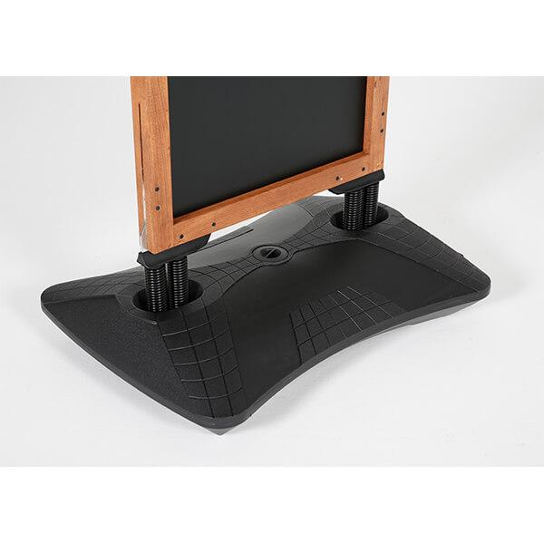 kundenstopper windpro wood 670 x 860 mm kreidetafel 4