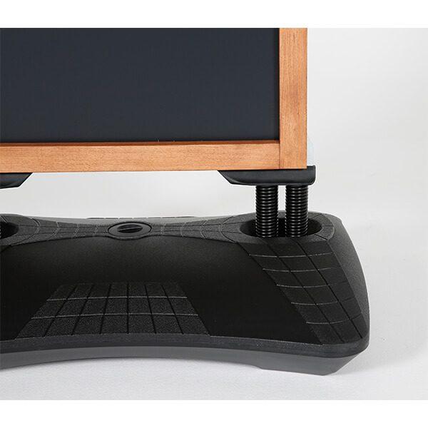 kundenstopper windpro wood 670 x 860 mm kreidetafel 5