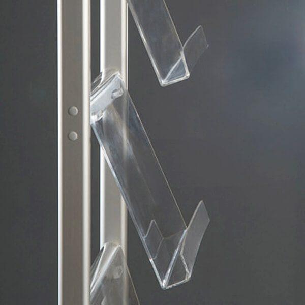 boden-prospektständer-aluminium-freistehend-8-x-din-a4