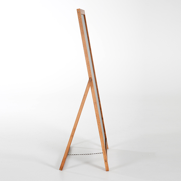 Kundenstopper Holz Floor 440x1020 Seite