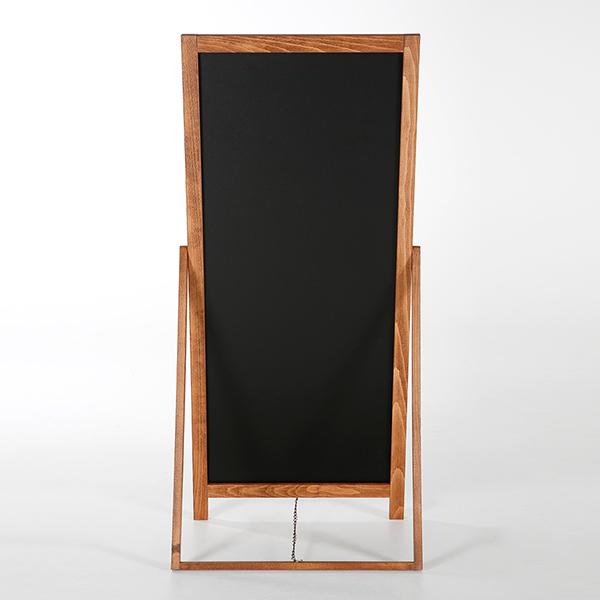 Kundenstopper Holz Floor 440x1020 hinten