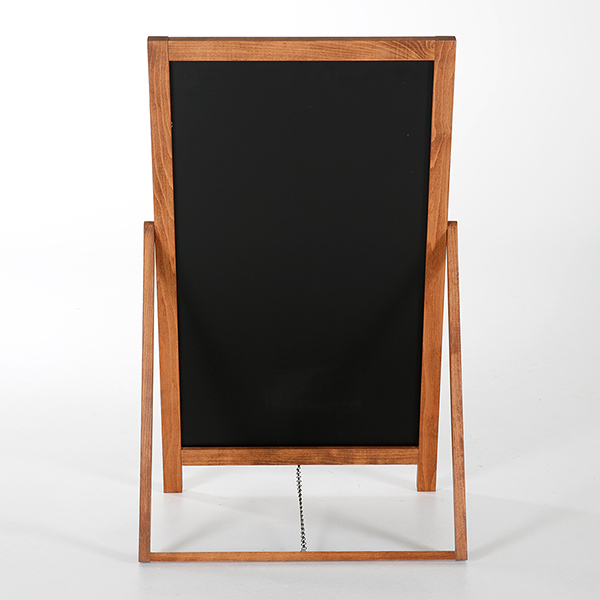 Kundenstopper Holz Floor 440x770 hinten