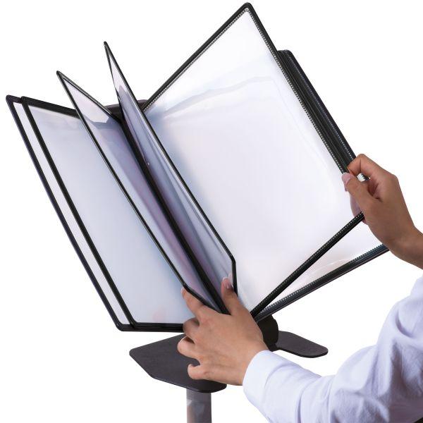Blättergestell DIN A4 Sichttafel